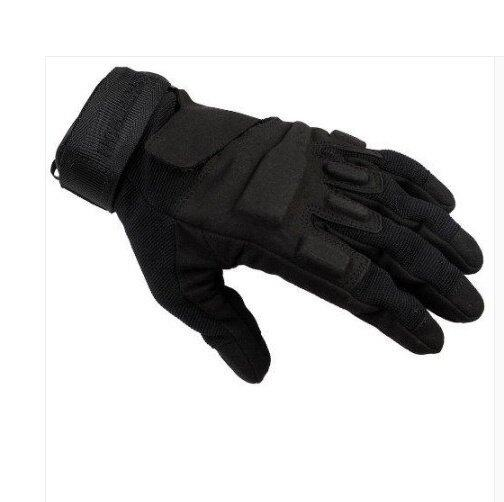 Seibertron Men's S.O.L.A.G. Special Ops Full Finger Tactical Gloves