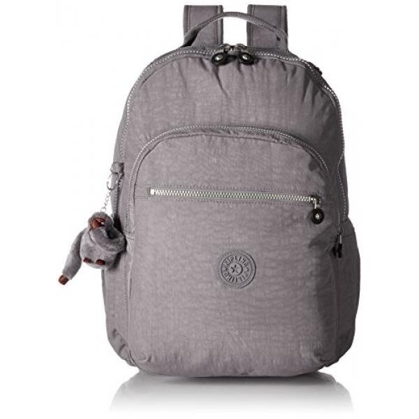 Seoul L Solid Laptop Backpack - intl image