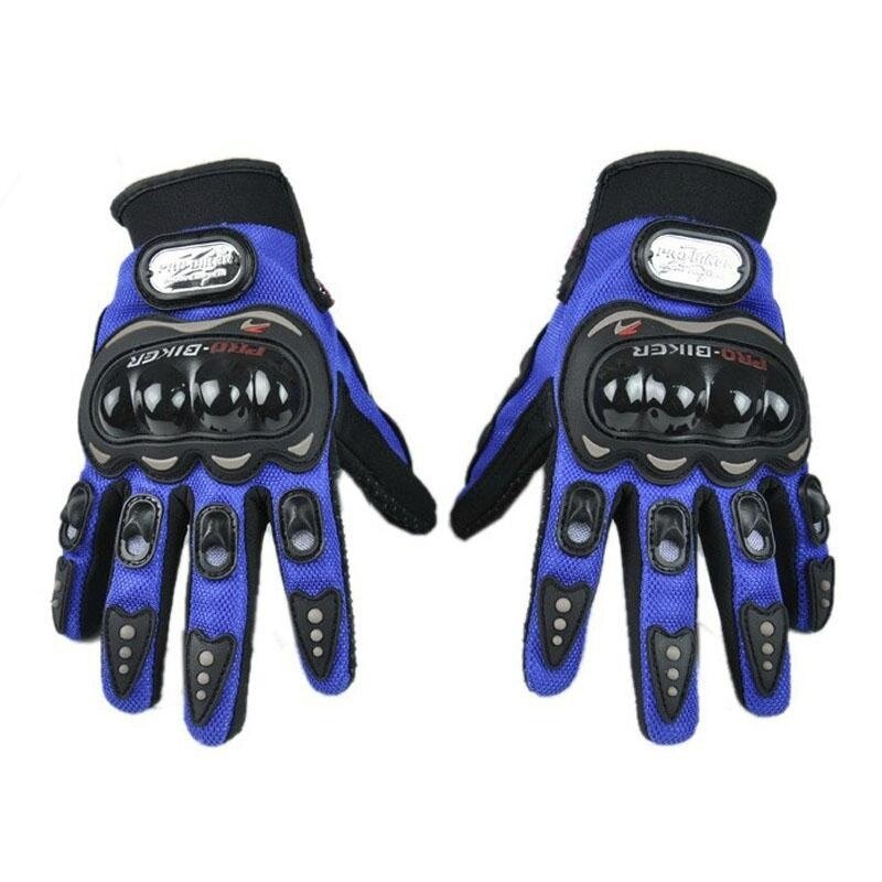 Size L Motorcycles Protective Gears Gloves Full Finger Men Gloves Accessories Parts For Motorcyclists - intl