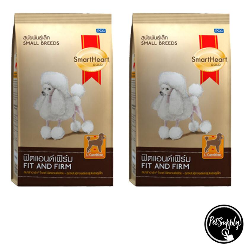 SmartHeart Gold Fit & Firm 1.5 Kg x 2 Packs สุนัขโต - พันธุ์เล็ก (8850477862050-2) ...