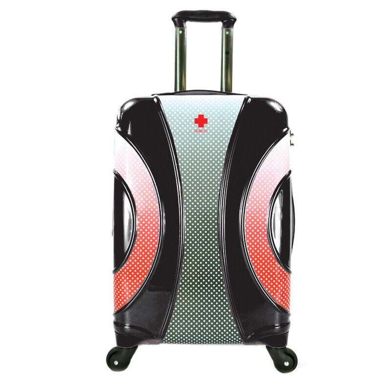SWISH NAVY กระเป๋าเดินทาง 20 รุ่น CABANA (สีดำ) ...