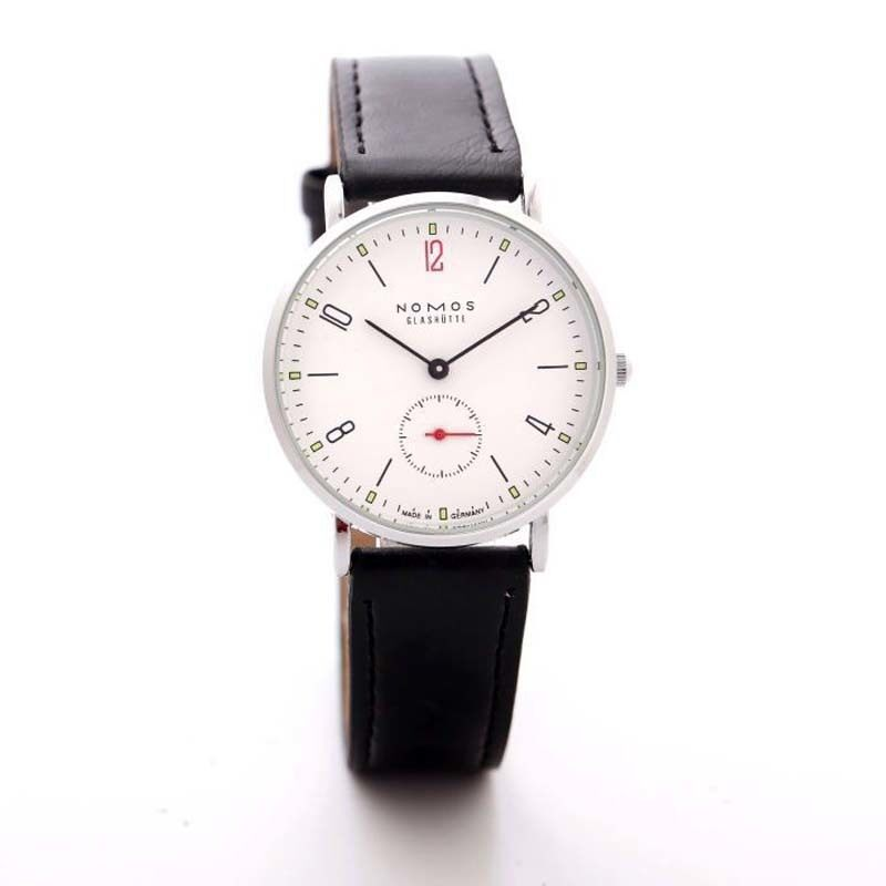 Swiss Brand Nomo Fashion Lovers Strap Watch (MenWhite) - intl