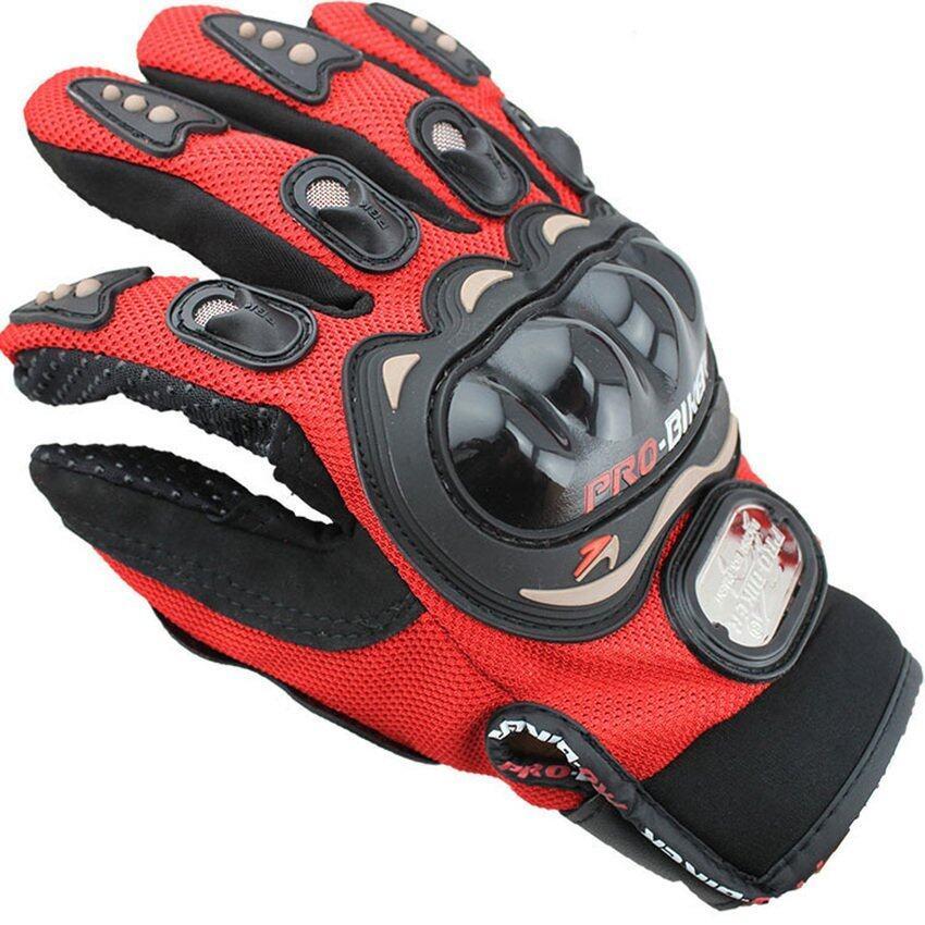 Sworld Men Fashion Sports Bike Bicycle Motorcycle Gloves (Intl)