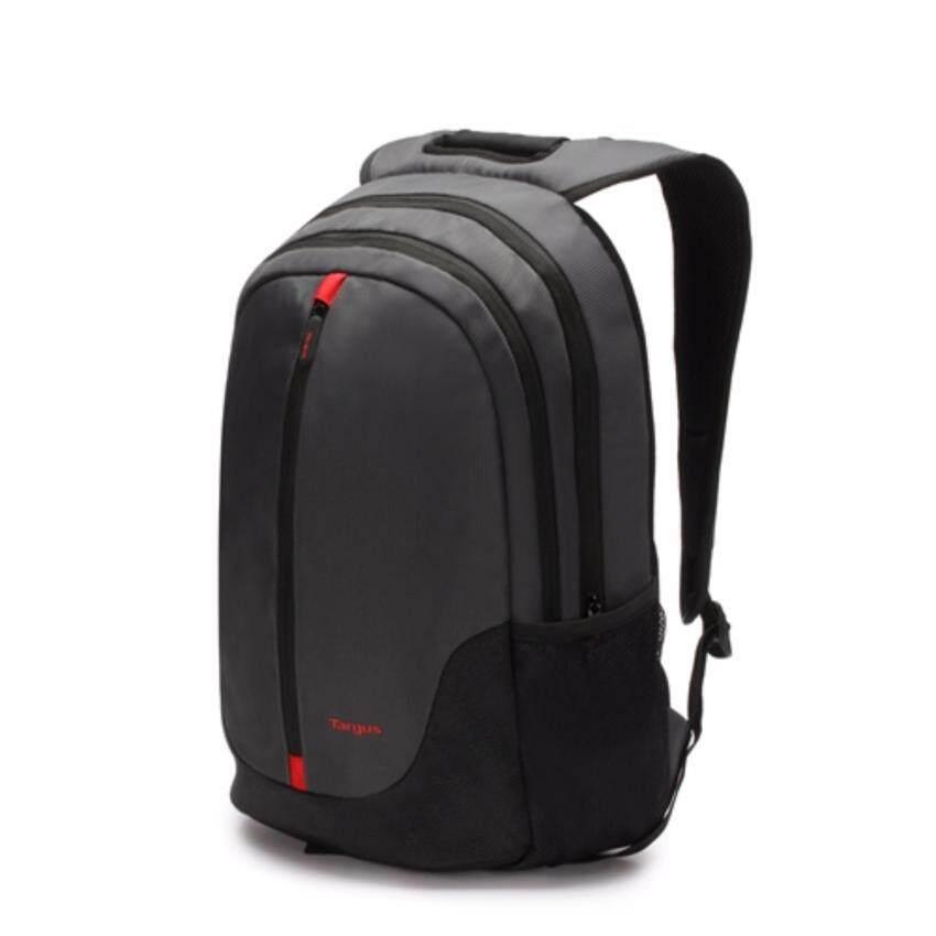 """Targus กระเป๋าเป้ กระเป๋าสะพายหลัง กระเป๋าเป้สะพายหลังคอมพิวเตอร์โน้ตบุ๊คแล็บท็อป15.6""""และแท็บเล็ต Targus 15.6"""" City Essential Backpack"""