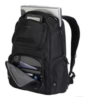 Targus TSB705AP 40.64ซมตำนานไอคิวกระเป๋าเป้ (สีดำ) ผลิตในเกาหลี-ในประเทศ
