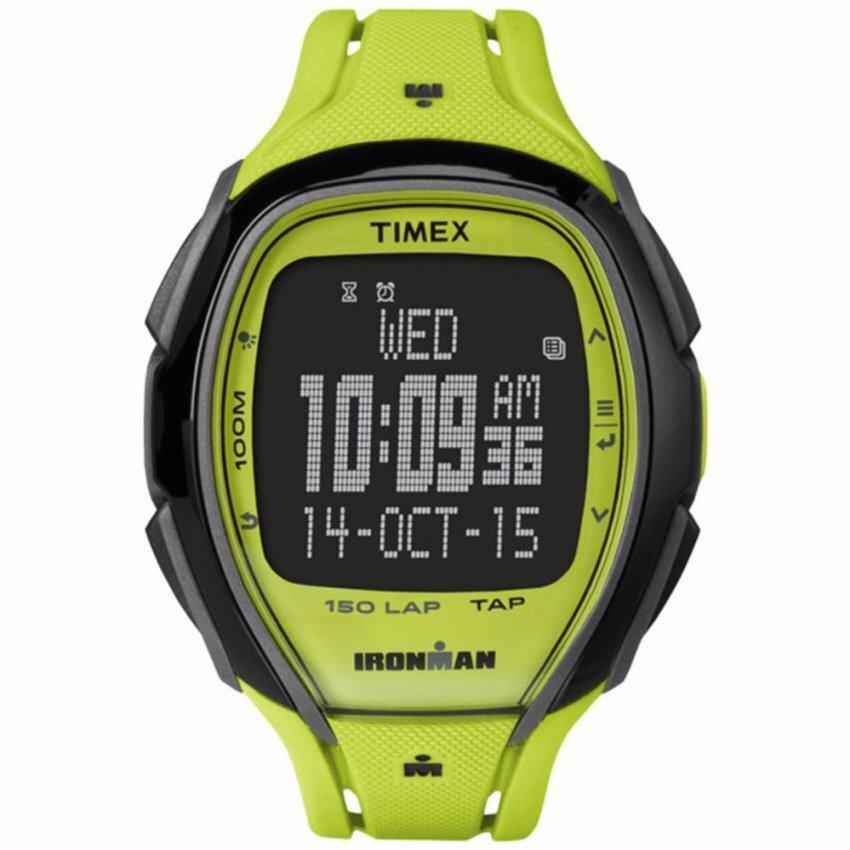 Timex Ironman นาฬิกาข้อมือผุ้ชาย รุ่น TW5M00400 - Black/Yellow ...