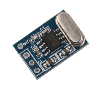 UJS SYN115/SYN480R 315MHz ASK OOK Wireless Receiver Receiving Module 3.0-5.5v (Intl)