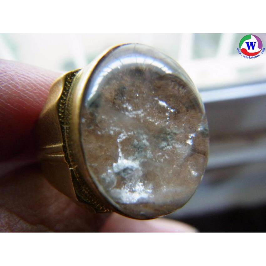 workstones แหวนทองเหลืองชายแก้ว 3 กษัตริย์ มังคละจุฬามณี ...