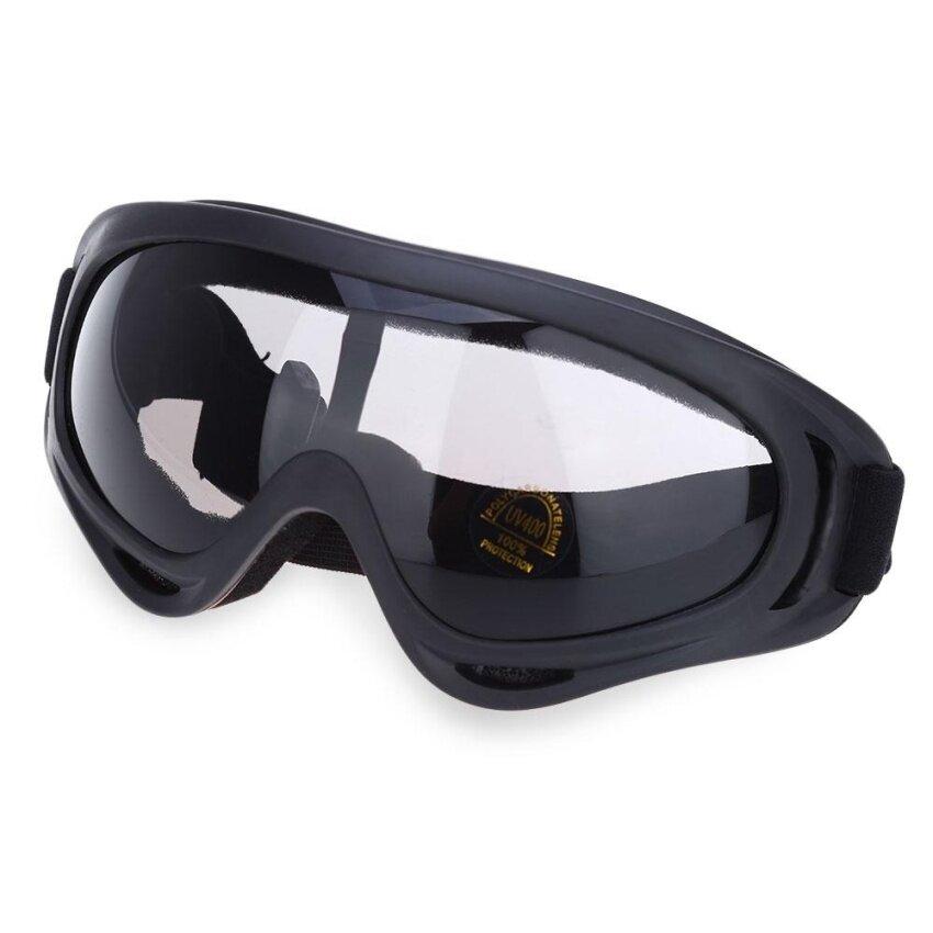 X400 Motorcycle Cycling Wind Airsoft Bike Road Racing SWAT ATV Glasses Safety Dustproof Striking Resistant PC Eyeglass Goggles - intl