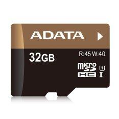 Adata MicroSD 32GB UHS-I U1 with SD Adapter