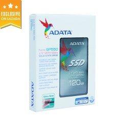 ADATA SSD รุ่น Premiere SP550 ขนาด 120 GB (TLC 560/410 MB/s) รับประกัน 5 ปี