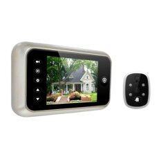 กล้องตาแมวดิจิตอล จอภาพ 3.5 นิ้ว ระบบ High Definition