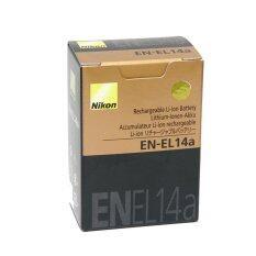 Nikon Battery รุ่น EN-EL14a Rechargeable Li-ion