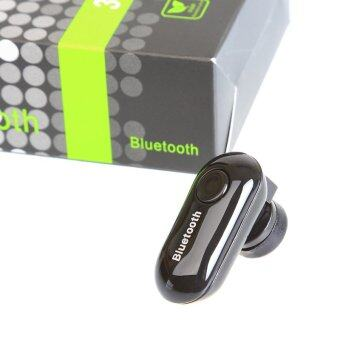 radiation proof stereo mini bluetooth headset black. Black Bedroom Furniture Sets. Home Design Ideas