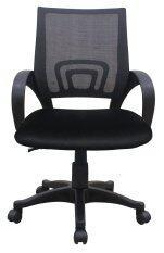SMITH เก้าอี้สำนักงาน รุ่น SK224 - สีดำ