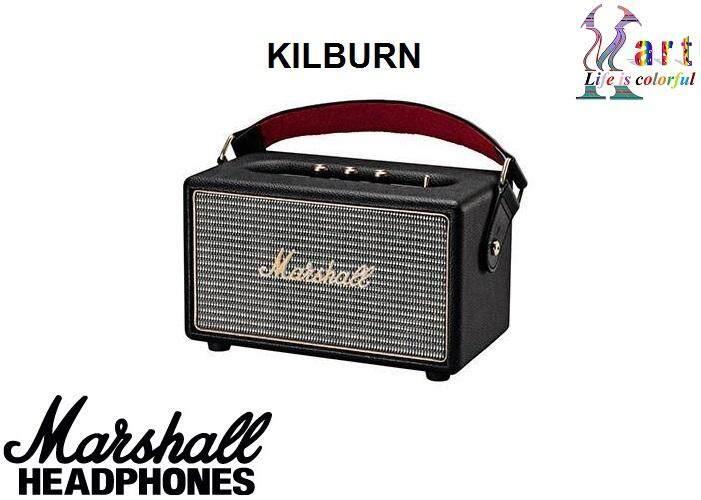 ยี่ห้อไหนดี  จันทบุรี Marshall Kilburn Bluetooth Speaker ลำโพงบลูทูธสเตอริโอพกพา รับประกัน 1 ปี