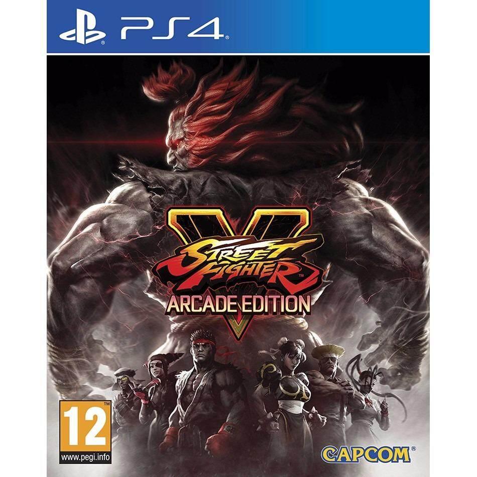Street Fighter V Arcade Edition PS4 (Z3)
