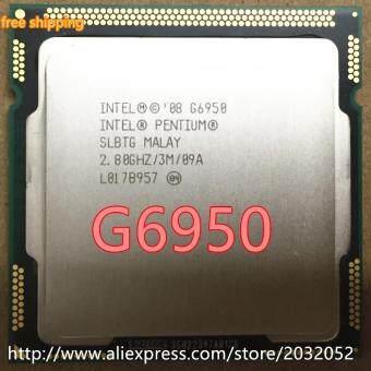 การส่งเสริม Intel Pentium G6950 2 8 กิกะเฮิร์ตซ์ B Cache