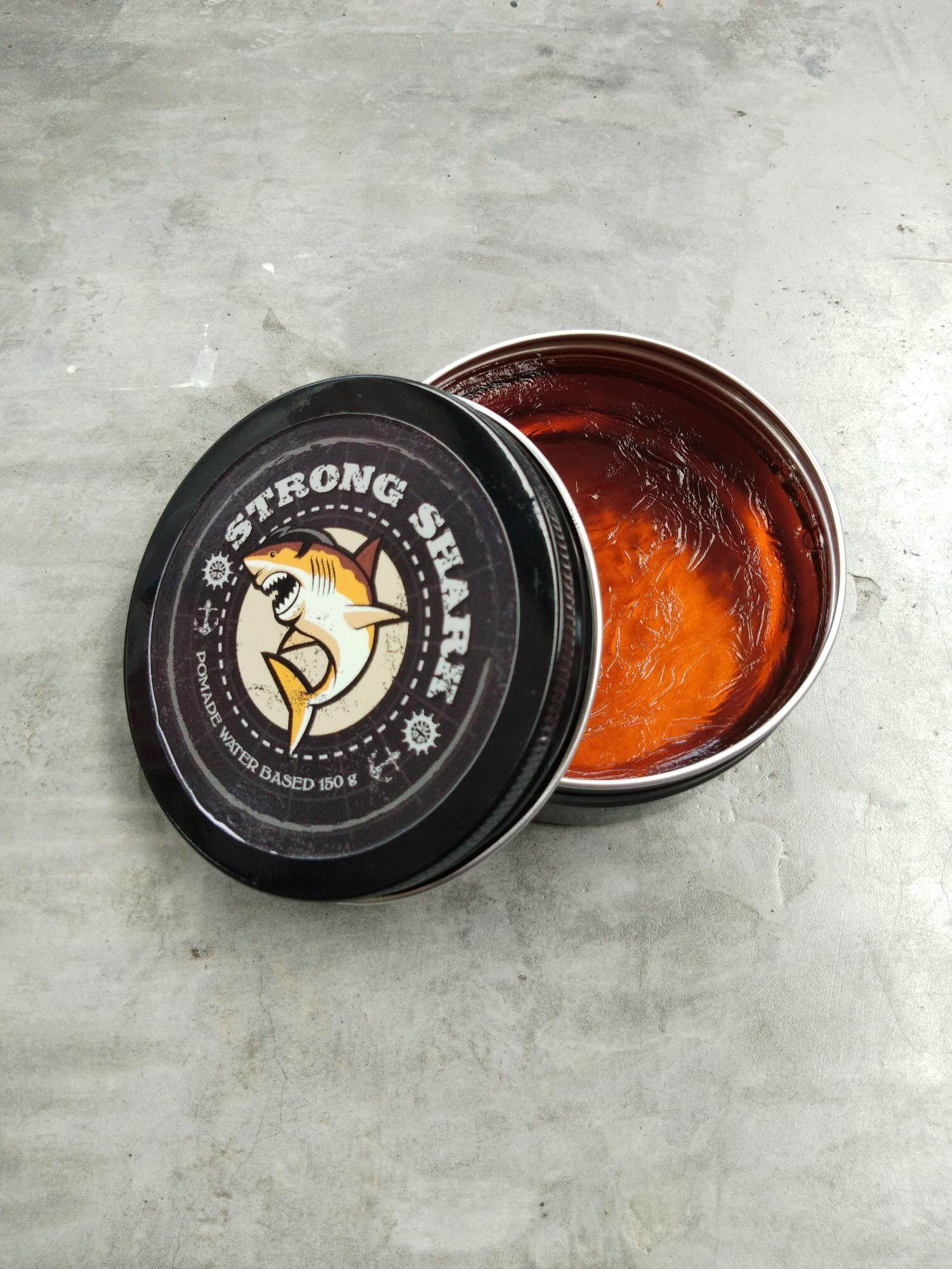 Pomade Strong Shark Water Base 150g. : Cologne.
