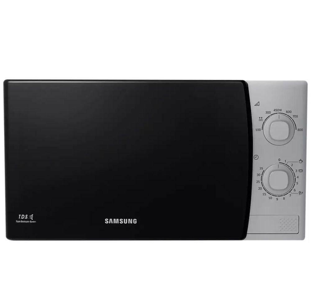 Samsung เตาอบไมโครเวฟ ความจุ 23 ลิตร รุ่น ME81KS-1/ST