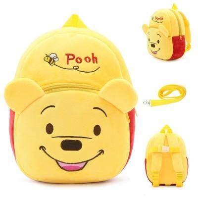 ป้องกันเดินออกไปกับ Petpet กระเป๋าเป้เชือกป้องกันเด็กหลงทางเชือกดึงป้องกันการสูญหายกระเป๋านักเรียนเด็กเดินเชือกออกอุปกรณ์วิเศษ
