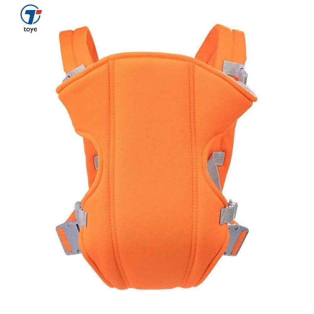Toye Newborn Infant Baby Carrier Breathable Backpack Strap Mesh Cloth Exquisite