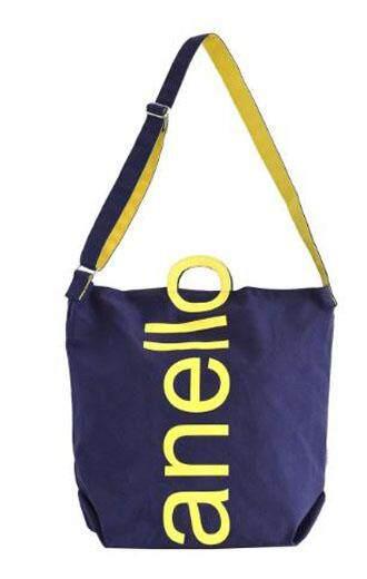 สอนใช้งาน  นครนายก Anello O-Handle Shoulder Bag กระเป๋าสะพายไหล่