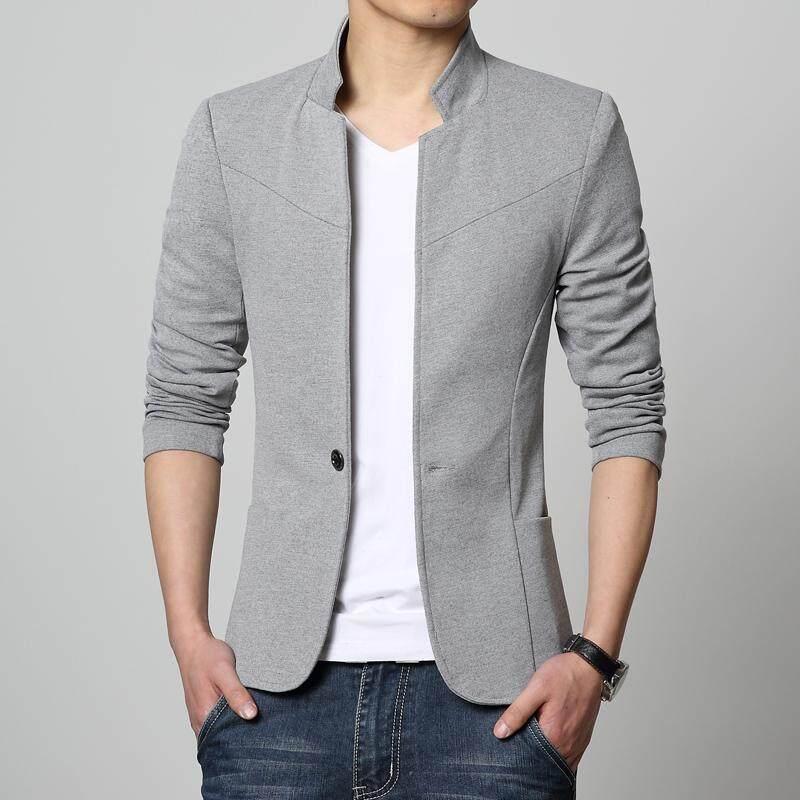 เสื้อสูทแจ็คเก็ต ลำลอง สไตล์หนุ่มเกาหลี By Taobao Collection.