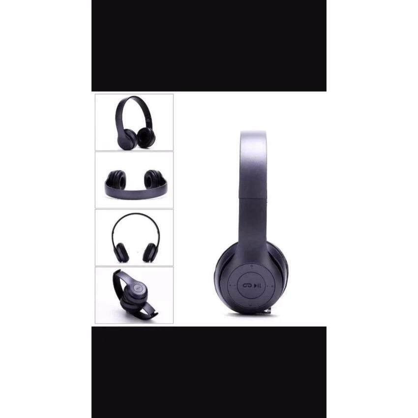 ขาย Stereo Wireless Bluetooth Headphone หูฟังบลูทูธ หูฟังไร้สาย หูฟังไอโฟน รุ่น St3 ออนไลน์ กรุงเทพมหานคร