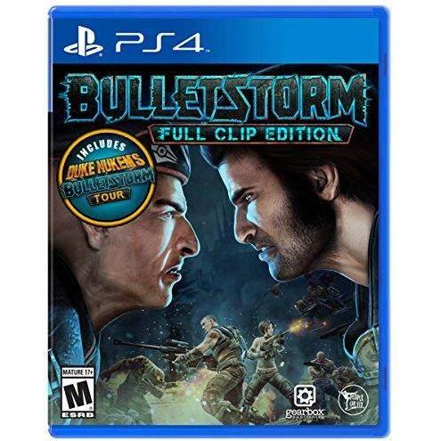 PS4 BULLETSTORM: FULL CLIP EDITION (US)