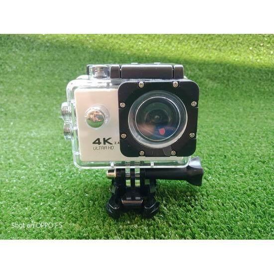 JA กล้องกันน้ำ ถ่ายใต้น้ำ พร้อมรีโมท Sport camera Action camera 4K Ultra HD waterproof WIFI