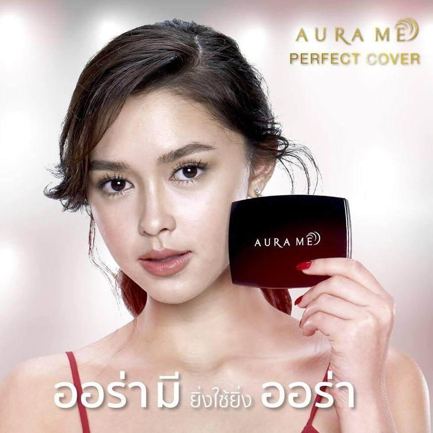 Aurame Perfect Cover Spf 30 Pa+++ เบอร์01.