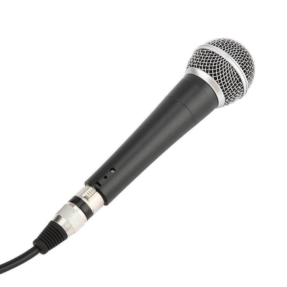 Sm-58 ไมโครโฟนแบบคู่ไมโครโฟนแบบใช้สายไมโครโฟนแบบใช้สายได้ By Gearray.