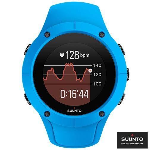 ราคา Suunto Spartan Trainer Wrist Hr Blue นาฬิกา Gps ออกกำลังกาย รับประกันศูนย์ 2 ปี ออนไลน์