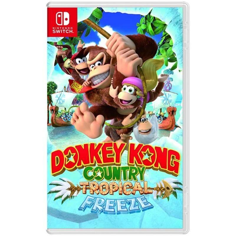 nintendo switch donkey kong country ( english zone 1 )