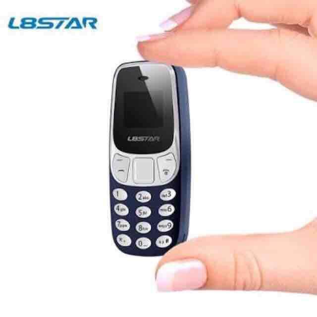 ถูกที่สุดโทรศัพท์จิ๋ว L8star (เท่ายาดม)