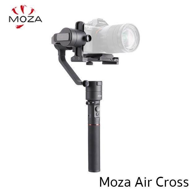Moza Aircross 3-Axis Gimbal For Mirrorless Cameras.