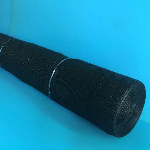 Union แสลนกันแดด สแลน สีดำ 60% ขนาด 1x100 เมตร สแลนกันฝุ่น
