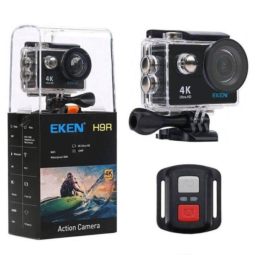 กล้องกันน้ำEKEN รุ่น H9R Wifi 4K (ของแท้) พร้อมรีโมท