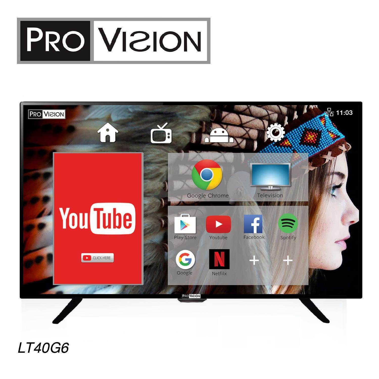 ProVision FHD SmartTV 40 นิ้ว รุ่น LT40G6