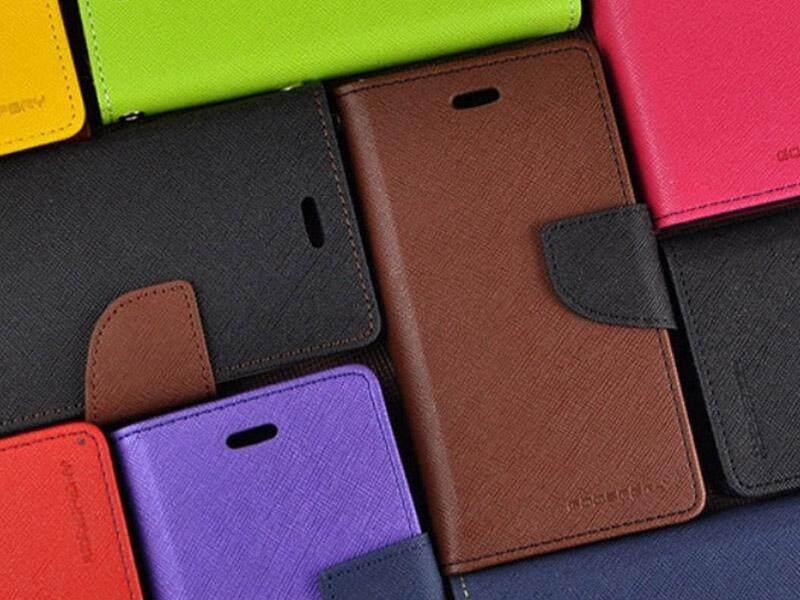 FADANNU เคส  Samsung Galaxy Grand 2 / แกรนด์ 2 / กาแล็คซี่ แกรนด์ 2 / G7106 รุ่น Fancy Series ชนิด แบบเปิดปิด แบบมีเข็มขัด  แบบ TPU  สีดำ