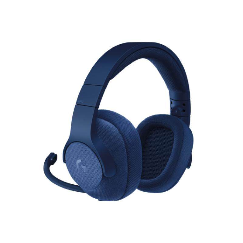 ลดสุดๆ [Wevery] G433 7.1 Wired Gaming Headset - Blue headphone gaming หูฟังเกมมิ่ง หูฟังครอบหู หูฟังสำหรับคอม หูฟังแบบครอบ ส่ง Kerry เก็บปลายทางได้