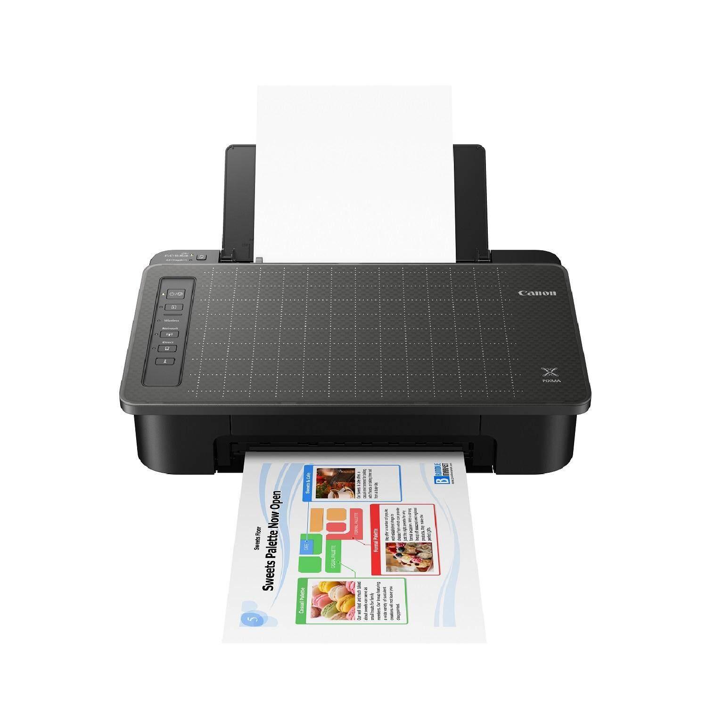 เครื่องปริ้น Canon Pixma Ts307 Inkjet Wireless Printer With Smartphone Copy By Lazada Retail General Merchandise.
