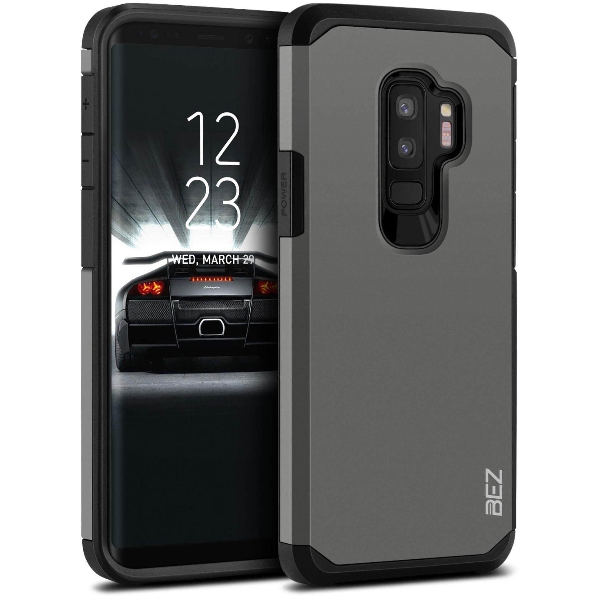 เคส Samsung Galaxy S9 Plus เคสซัมซุง S9+ case Samsung Galaxy S9 Plus BEZ เคสมือถือ เคส ซัมซุง เคสฝาหลัง กันกระแทก  Shockproof Case Dual Layer Tough Cover for Samsung Galaxy S9 Plus // H2-GS9P