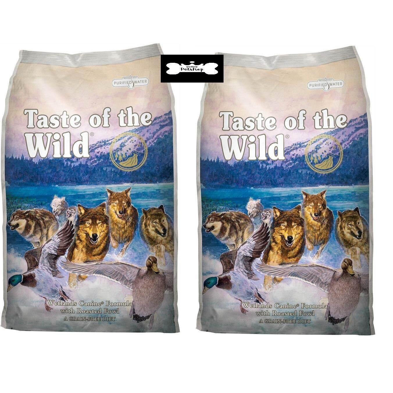 ราคา Taste Of The Wild Roasted Fowl อาหารสุนัขโต 1 ปีขึ้นไป ขนาด 1 5Lb หรือ 68Kg 1 ถุง แถม 1 ถุง เป็นต้นฉบับ
