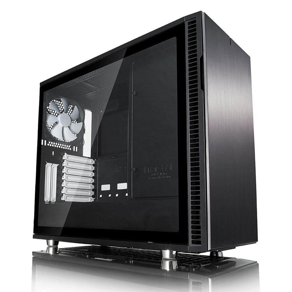 ซื้อ Fractal Design Define R6 Black Tg ถูก ใน Thailand