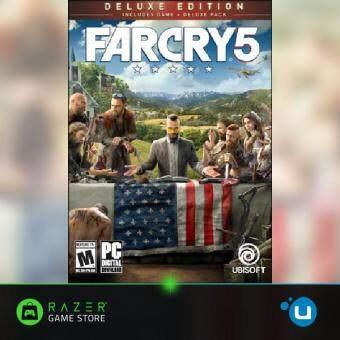 เฮ้ย  ราคานี้จริงดิ Far Cry 5 - Deluxe Edition PC Digital