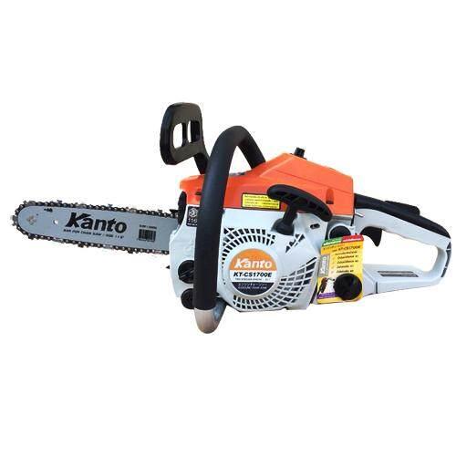 Kanto เลื่อยยนต์ รุ่น Kt-Cs1700e (orange) 11.5 นิ้ว.
