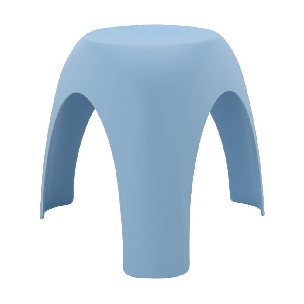 เช่าเก้าอี้ โคราช WINNER FURNITURE เก้าอี้พลาสติก รุ่น ว้าว - สีฟ้า