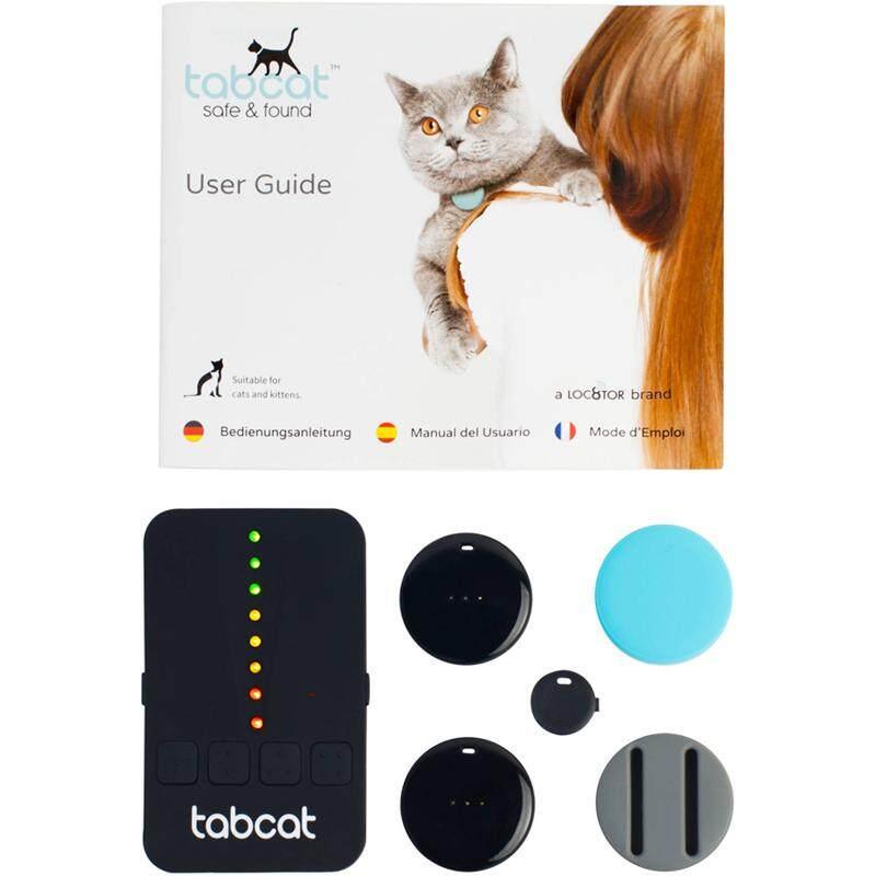 Tabcat 2 แทค เครื่องค้นหาแมว ป้องกันแมวหาย By Tracktrick.